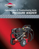Thumbnail Briggs and Stratton Pressure Washer Manual #B3277GS PDF
