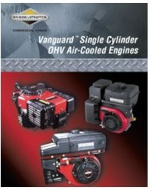 Product picture Briggs & Stratton Repair Manual #272147 for $7